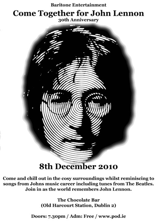 Come Together for John Lennon